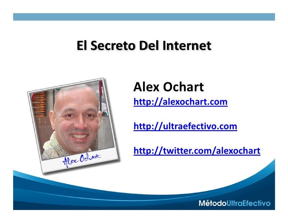 El Secreto Del Internet