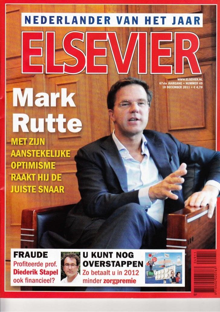 Elsevier en MarketResponse. Overstap zorgverzekering 2012