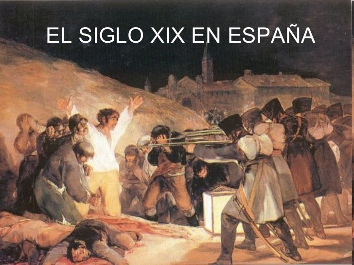 Resultado de imagen de españa siglo xix