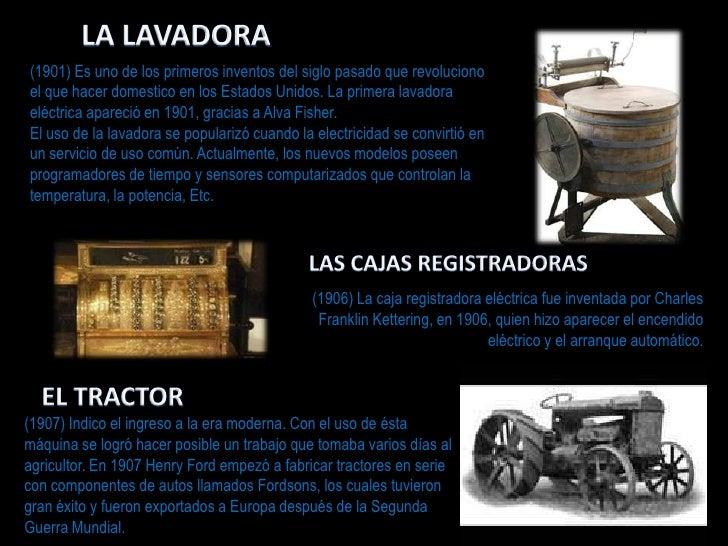 El siglo xx y sus inventos for Cuando se creo la arquitectura