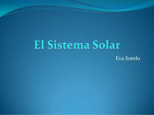 Eva Sotelo