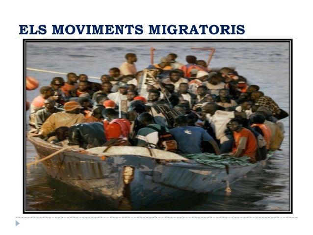 Els moviments migratoris