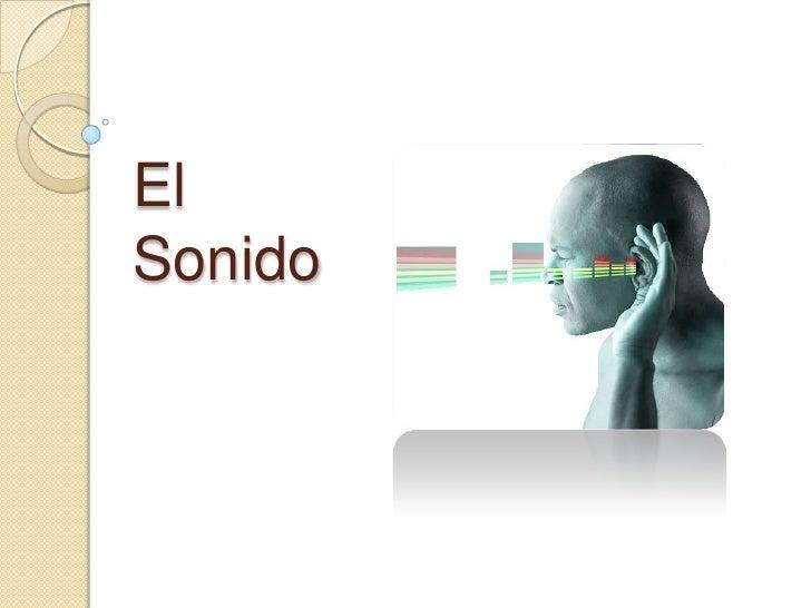 ElSonido