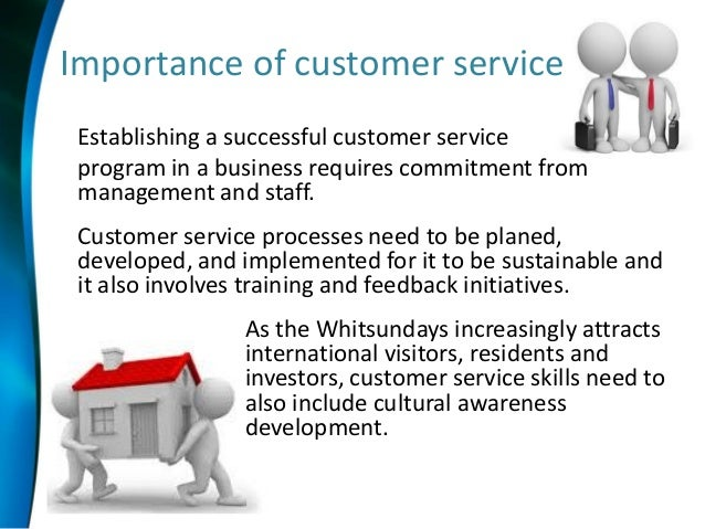 Importance of customer relations