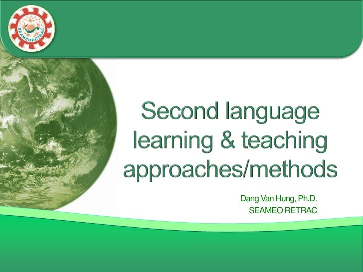 Elt different methods & approaches