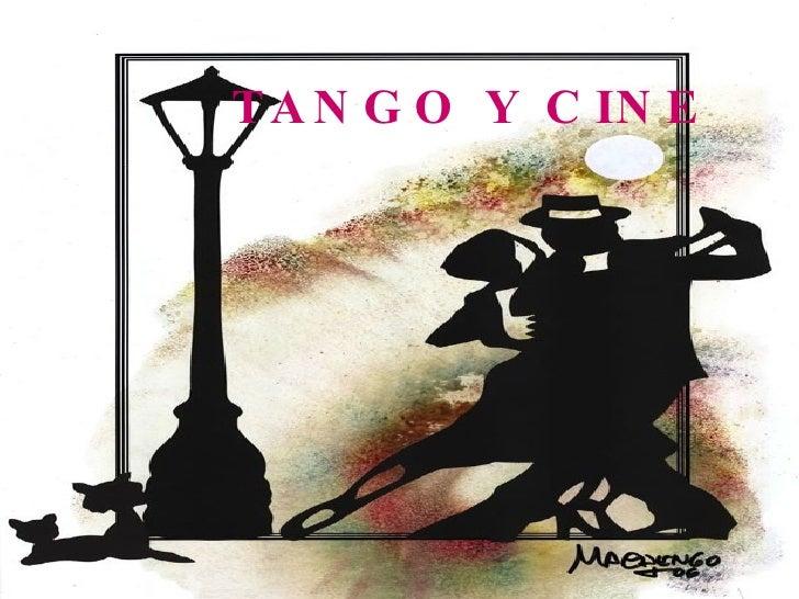 TANGO Y CINE