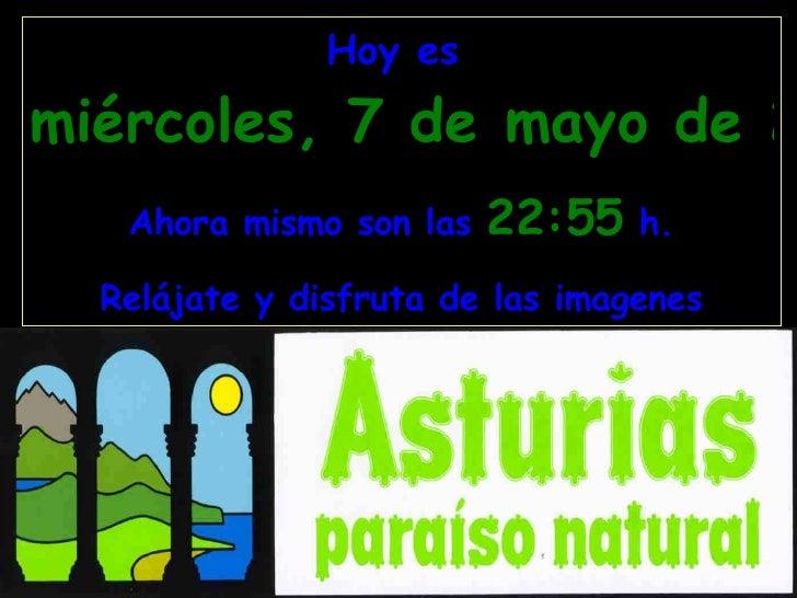 Temporal Asturias