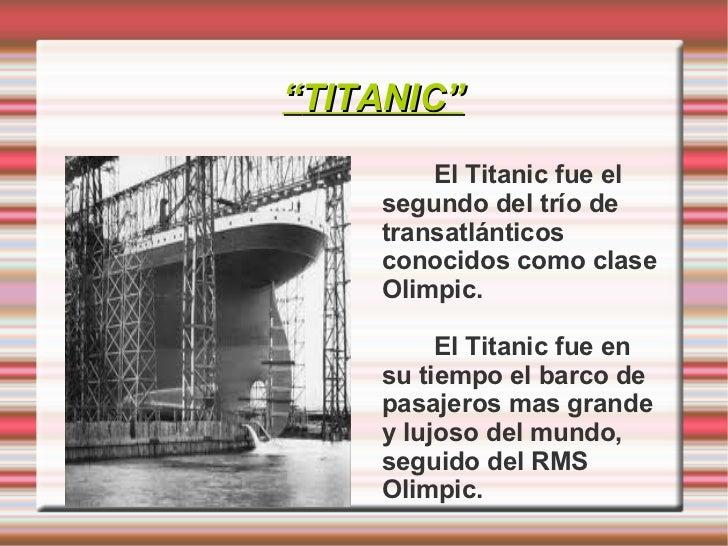 El titanic2