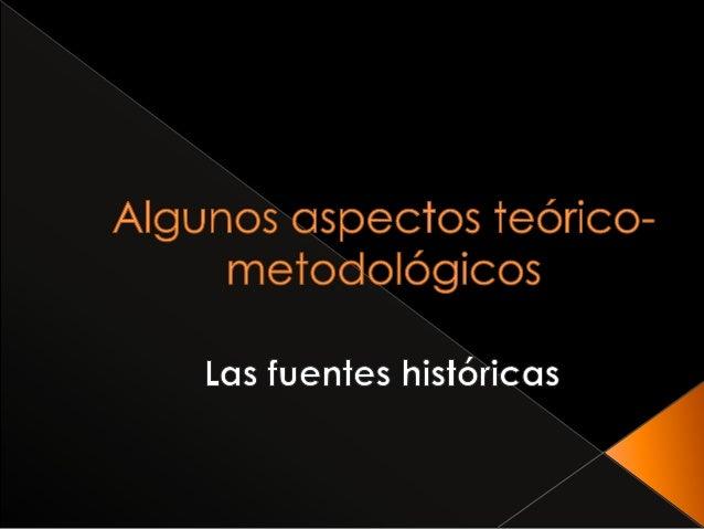 La tarea del historiador consiste en la construcción de un pasado histórico en forma de relato narrativo a partir de las r...