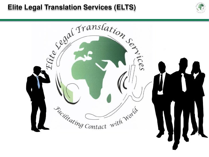 Elite Legal Translation Services (ELTS)