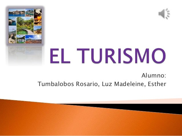 Alumno: Tumbalobos Rosario, Luz Madeleine, Esther