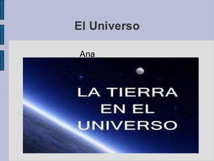 El universo Ana Sanz