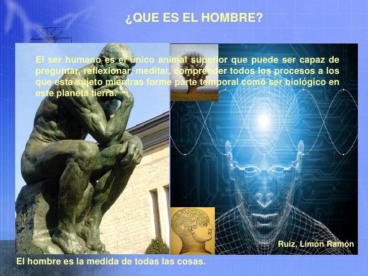 El Universo Y El Ser Humano