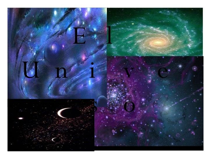 El Universo Y Sus Elementos