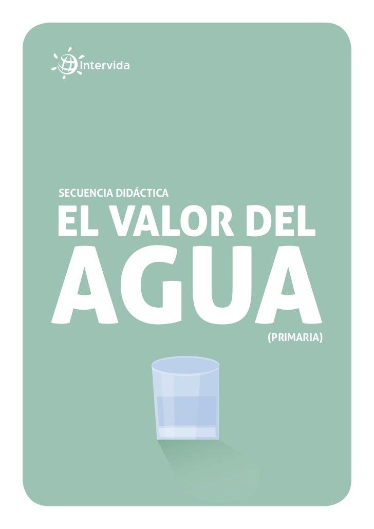 El valor del_agua/ Intervida