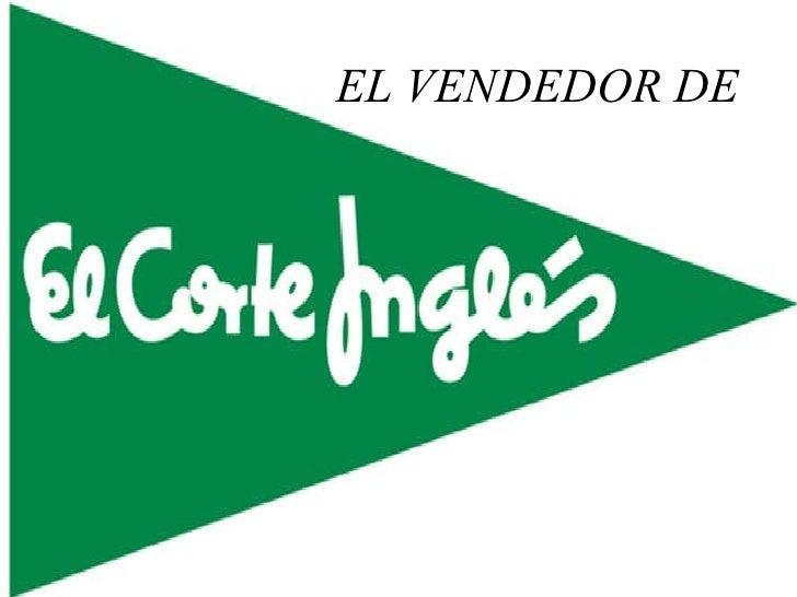 EL VENDEDOR DE