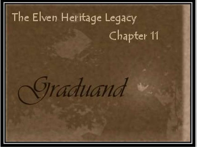 Elven heritage legacy 11