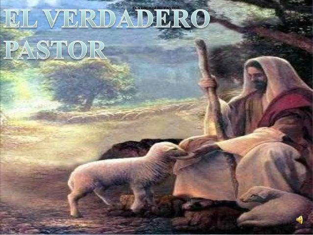 EL VERDADERO PASTOR.
