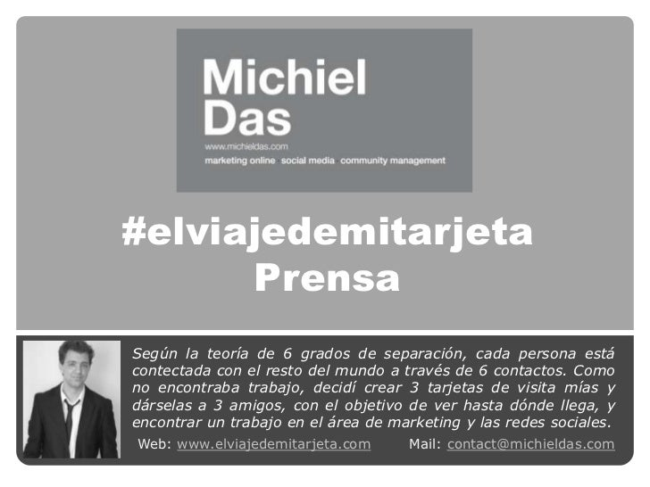 #Elviajedemitarjeta prensa (ES)