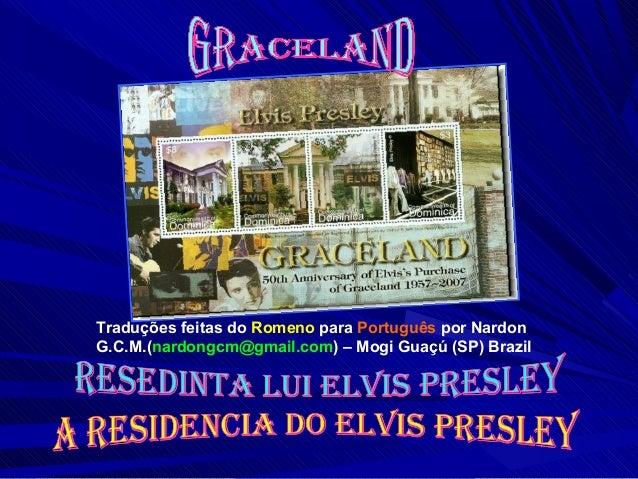 Elvis Presley - Graceland - A vida do eterno rei do rock