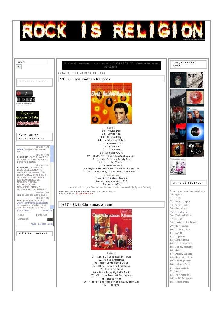 Elvis Presley Vol 06