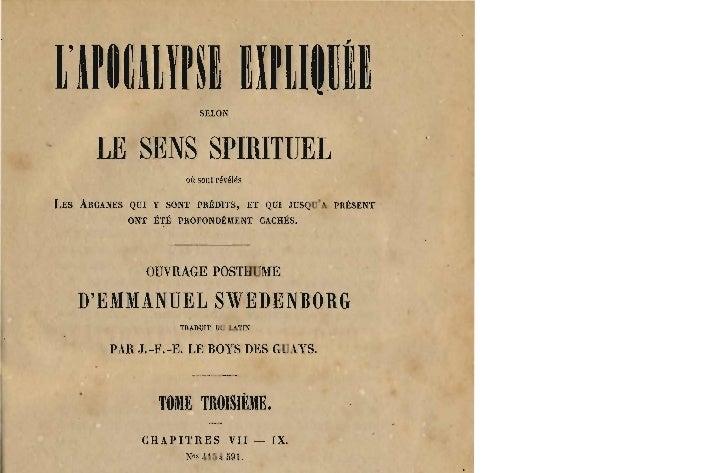 t1rOUtyrn EIPtiOUEE             SELON       LE SENS SPIRITUEL                           où sont révélésLES ARCANES QUI Y S...