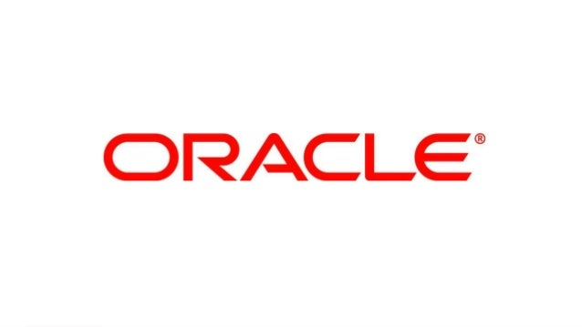 Copyright © 2014 Oracle and/or its affiliates. All rights reserved.