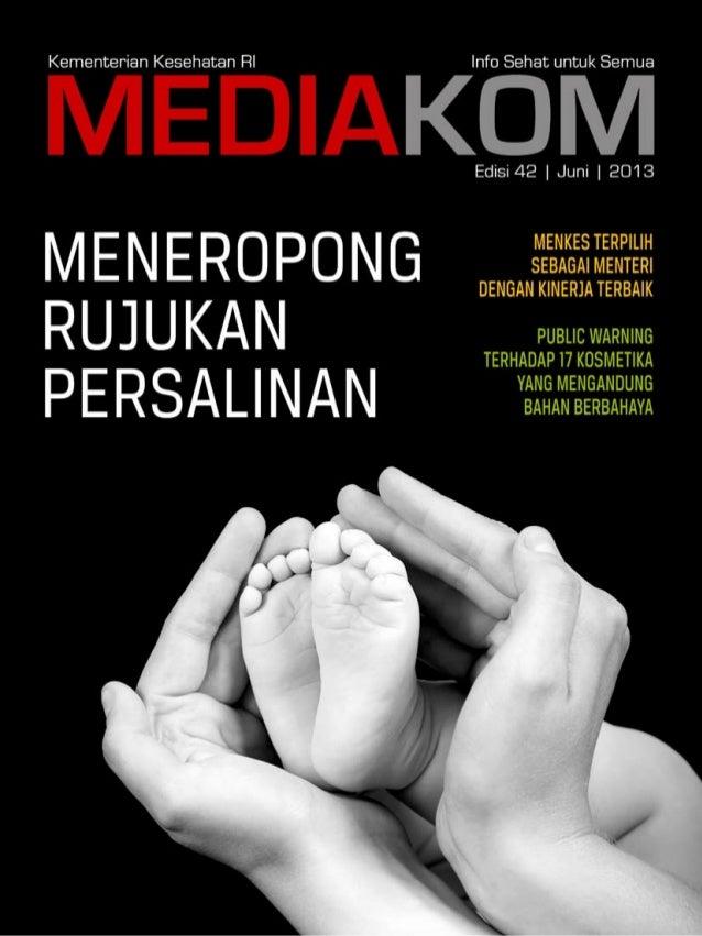 etalase  mediakom 42 | JUNI | 2013 |  i
