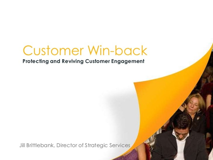 Email Customer Lifecycle 2011 - Win Back: Protecting and Reviving Customer Engagement