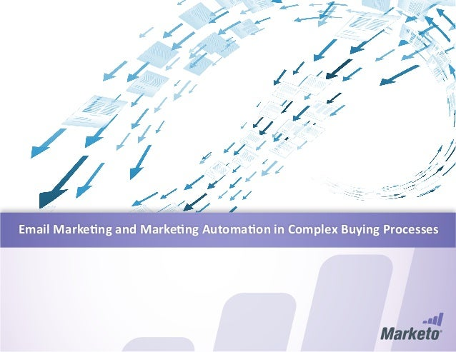 Email Marketing and Marketing Automation in Complex Buying Processes