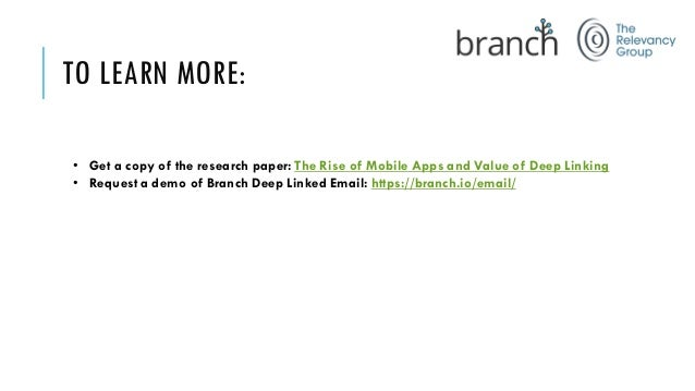 Email marketing - research papers