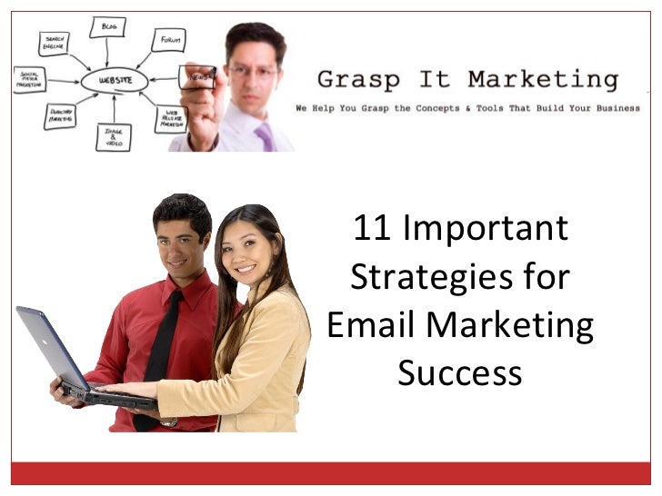 11 Important Strategies for Email Marketing Success