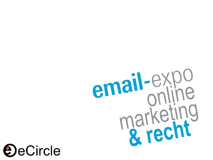 Online-Marketing und Recht