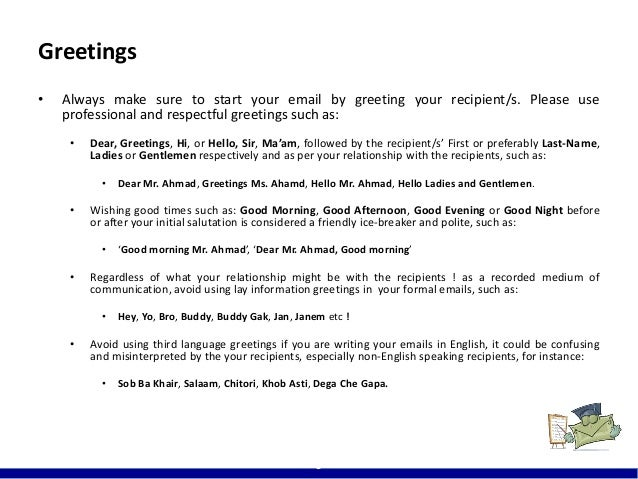 New greeting for professional email email professional for greeting make by to start email sure greeting your greetings always m4hsunfo