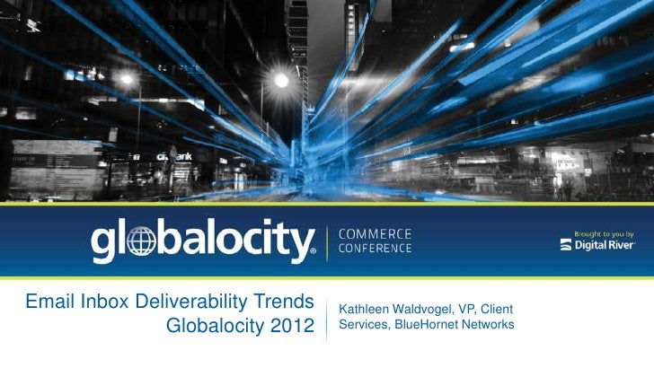 Email Inbox Deliverability Trends
