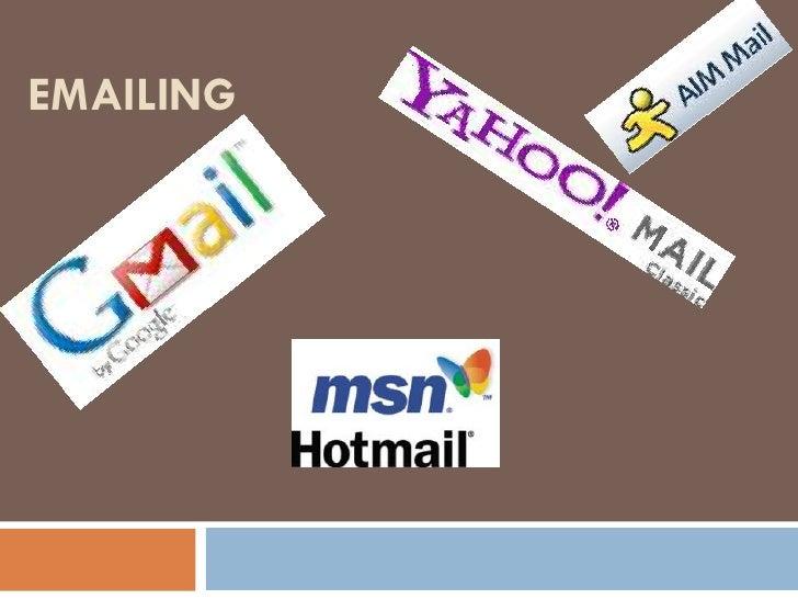 E-mail basics