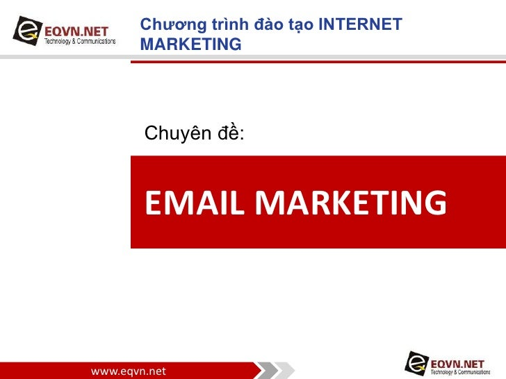 Email marketing - EQVN - 02 jul2012