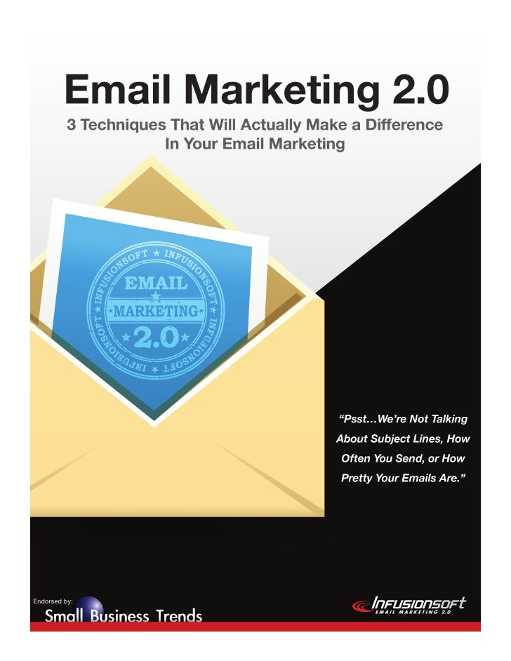 Email marketing2.0