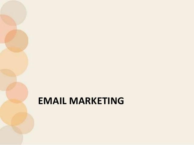 Email marketing - Baby Steps 2 Digital
