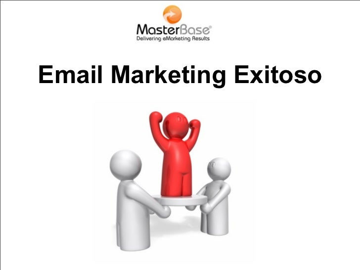 Email marketing exitoso