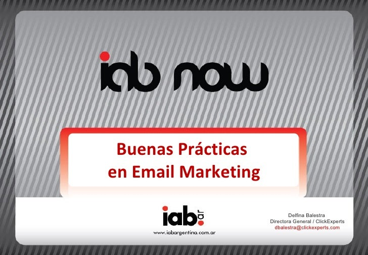 Email Marketing Iabnow