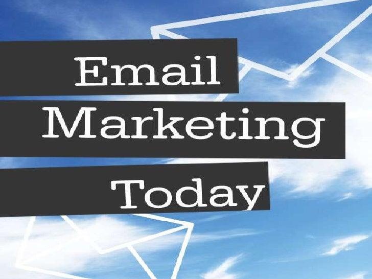 Email marketing slideshare