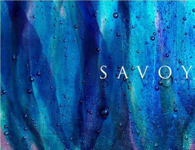 Savoy Studios Book 2014