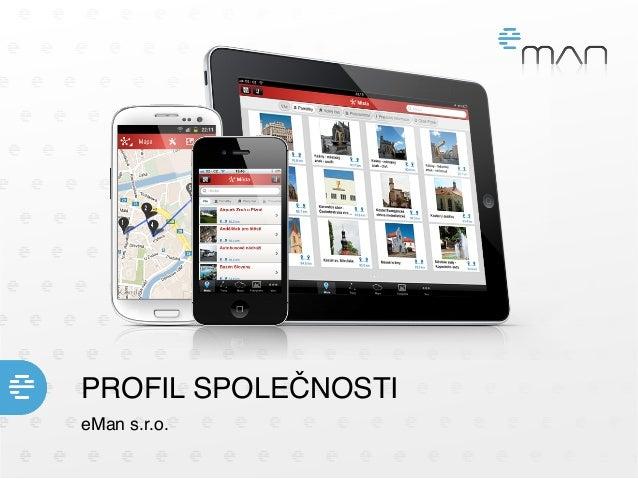 Profil společnosti eMan