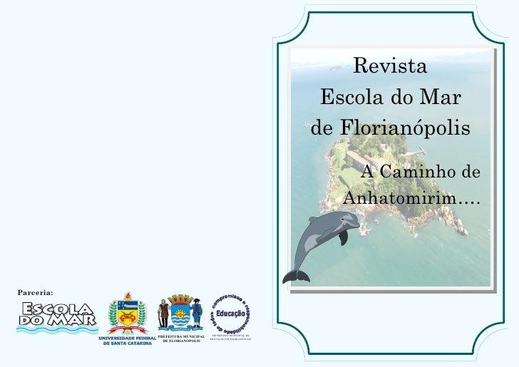 Revista                                                                Escola do Mar                                      ...