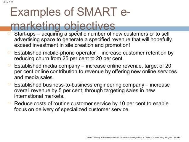marketing objectives marketing objectives tutor2u business – Marketing Objective Example