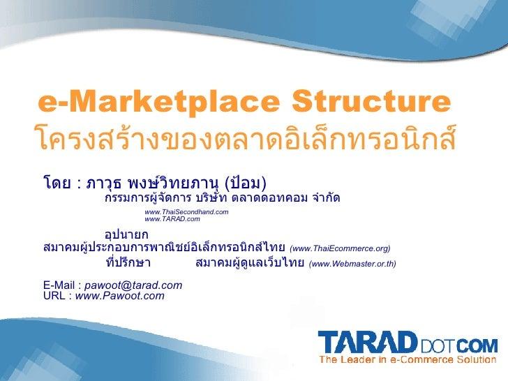 E-Marketplace V1.10