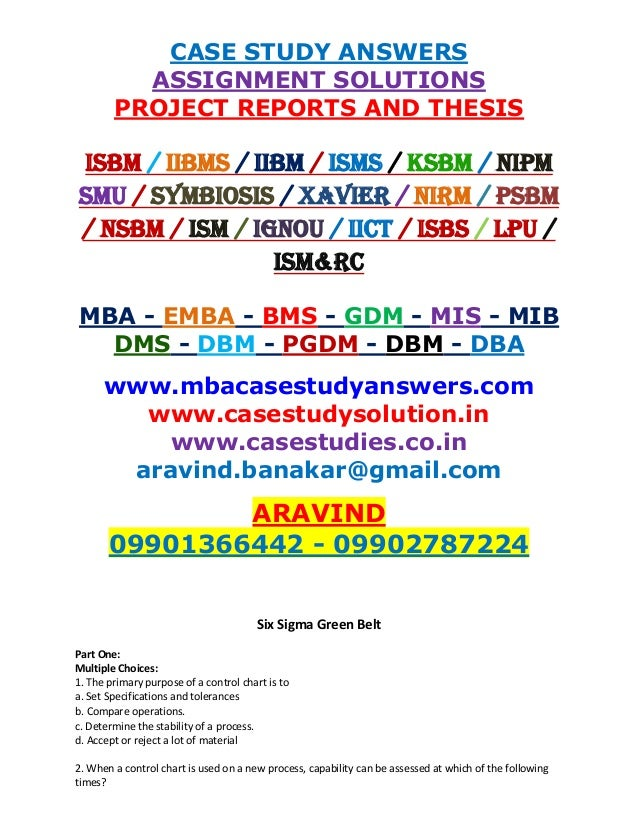 sample case answers Solution for case study  please send to info@indiaclasscom reply marzie on october 10, 2013 at 3:41 pm can u send me case 4 solution reply.