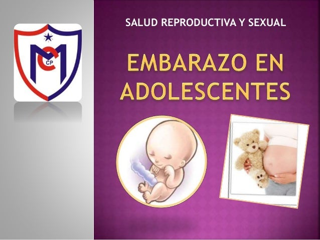 SALUD REPRODUCTIVA Y SEXUAL