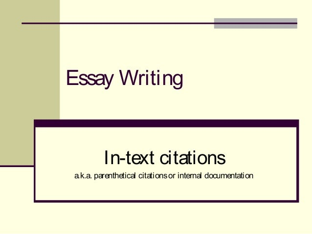 essay with in text citations Through the in-text citations our realization of the significance of the essay formatting compels us to hire the best professionals to help college students.